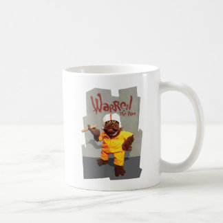 """Warren the Ape - """"Prison"""" Classic White Coffee Mug"""