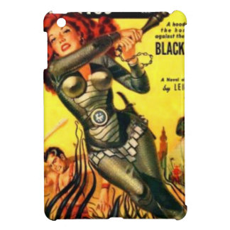 Warrier Maiden on Mars iPad Mini Cover