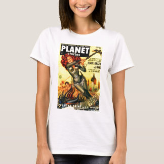 Warrier Maiden on Mars T-Shirt
