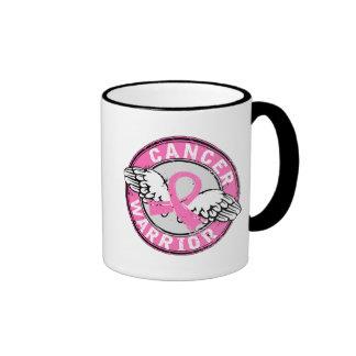 Warrior 14C Breast Cancer Mugs