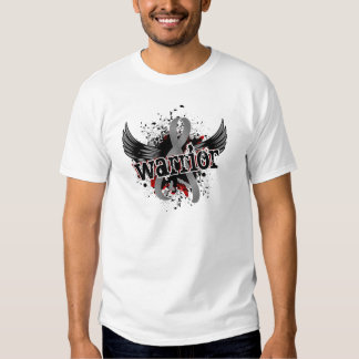 Warrior 16 Brain Cancer Shirt