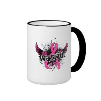 Warrior 16 Breast Cancer Mugs