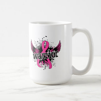 Warrior 16 Breast Cancer Coffee Mugs