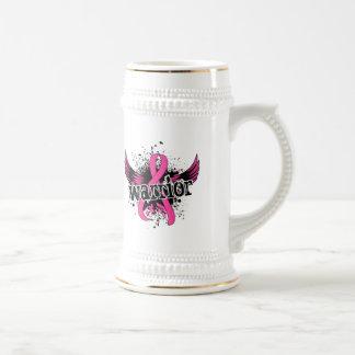 Warrior 16 Breast Cancer Mug