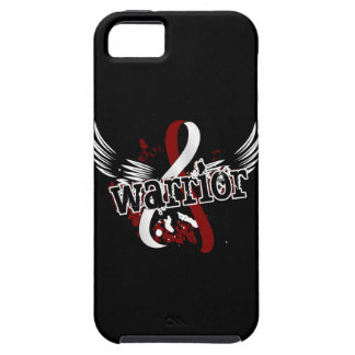 Warrior 16 Head and Neck Cancer iPhone 5 Cases