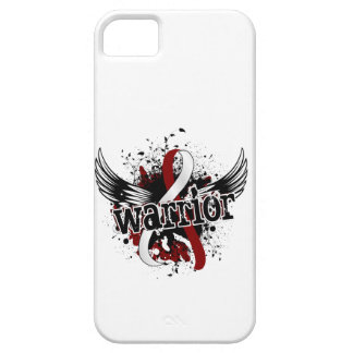 Warrior 16 Head and Neck Cancer iPhone 5 Cover
