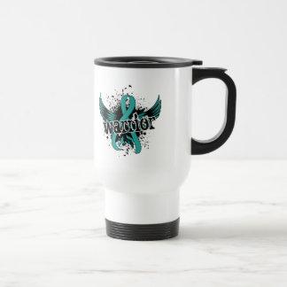 Warrior 16 Ovarian Cancer Mug