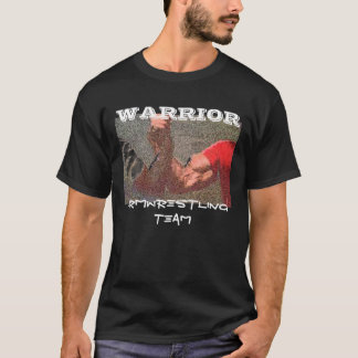 Warrior ArmWrestling Team T-Shirt