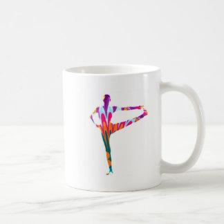 Warrior Boho Yoga Series Coffee Mug