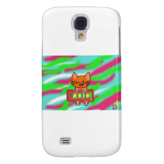 Warrior Cats Galaxy S4 Cases