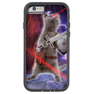 warrior cats - knight cat - cat laser tough xtreme iPhone 6 case