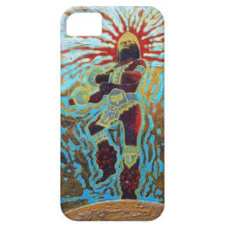 Warrior dancer - Amazing Mexico Phonecase iPhone 5 Cases