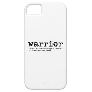 Warrior Definition Barely There iPhone SE/5/5S Case For The iPhone 5