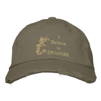 Warrior Dragon Baseball Cap