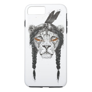 Warrior lion iPhone 8 plus/7 plus case