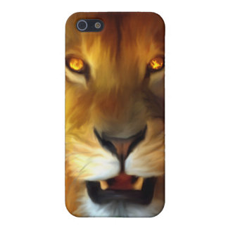 Warrior Lion- IPHONE iPhone 5 Covers