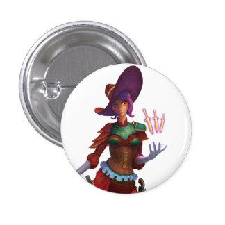 Warrior Mage button