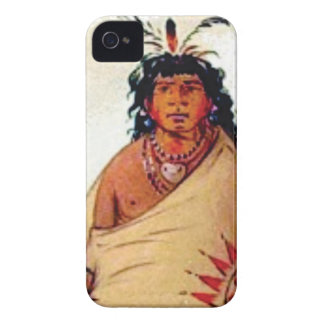 warrior male iPhone 4 cover