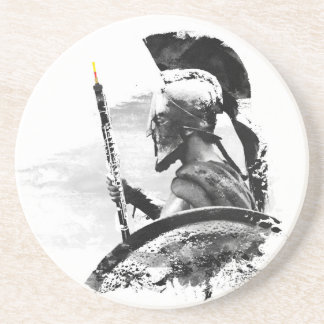 Warrior Oboe Player Coasters