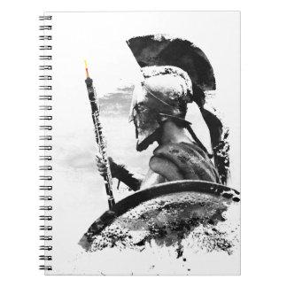 Warrior Oboe Player Notebooks