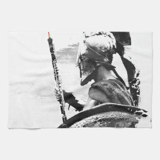 Warrior Oboe Player Towels