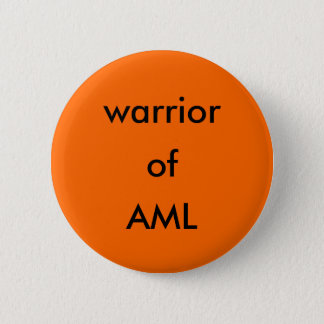 warrior of AML button