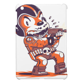 Warrior Spacial Case For The iPad Mini