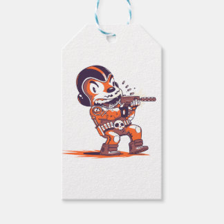 Warrior Spacial Gift Tags