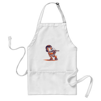 Warrior Spacial Standard Apron