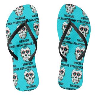 Warrior/Sugar skull...Dysautonomia Thongs