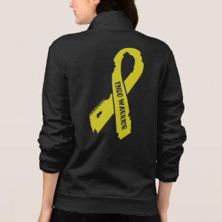 Warrior/ torn ribbon...Endometriosis