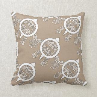 Warrior Turtle Cushion