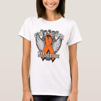 Warrior Vintage Wings - Leukemia T-Shirt