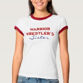 Warrior  Wrestler's, Sister T-Shirt