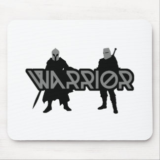 WarriorFin Mouse Pad