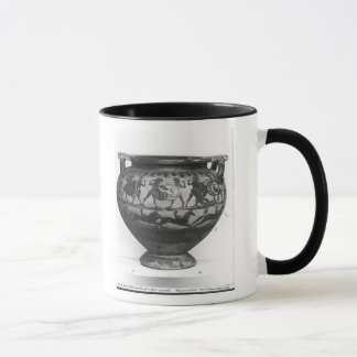 Warriors Fighting Mug