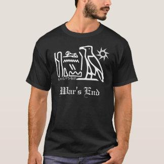 War's End Hieroglyph Goth T-Shirt