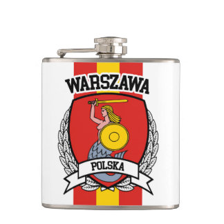 Warsaw Hip Flask