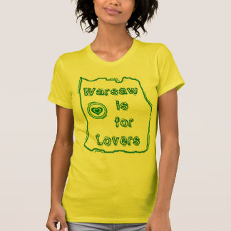 Warsaw is for Lovers T-Shirt