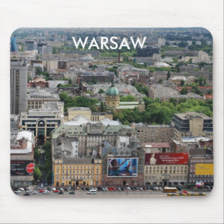 WARSAW MOUSE PAD