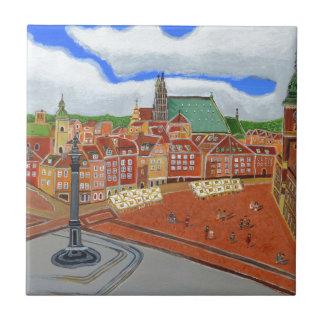 Warsaw-Old Town Ceramic Tile