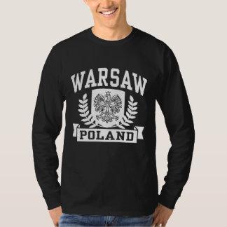 Warsaw Poland T-Shirt