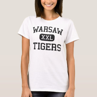 Warsaw - Tigers - Community - Warsaw Indiana T-Shirt