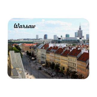 Warsaw View Magnet