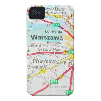 Warsaw, Warszawa  in Poland iPhone 4 Case