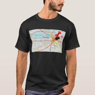 Warsaw, Warszawa  in Poland T-Shirt