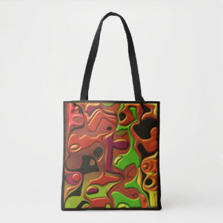 WART 'n' ALL Tote Bag