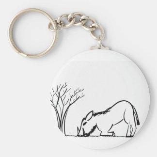 Warthog Key Ring
