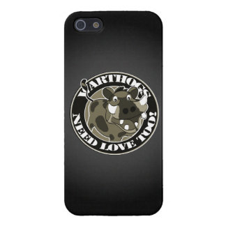 Warthog Love iPhone 5 Covers
