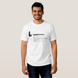 WarWare Dictionary Men's T-Shirt